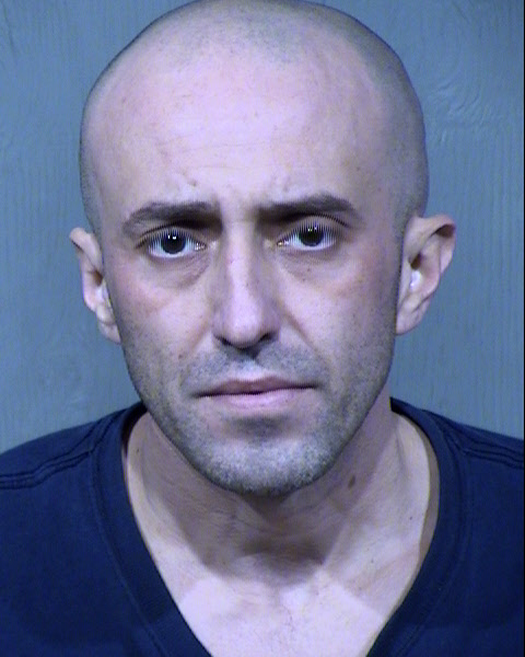 Ian B Gonzalez Mugshot / Maricopa County Arrests / Maricopa County Arizona