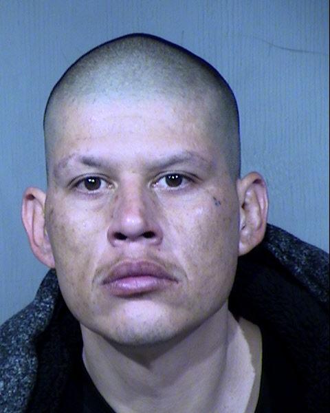 Matthew Pete Martinez Mugshot / Maricopa County Arrests / Maricopa County Arizona