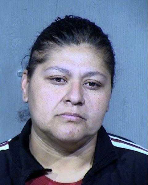 Sandra Osornio Jimenez Mugshot / Maricopa County Arrests / Maricopa County Arizona