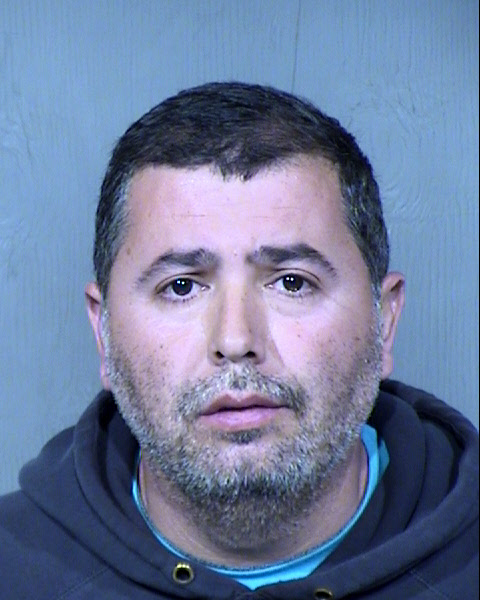 Ruben Mendoza Machado Mugshot / Maricopa County Arrests / Maricopa County Arizona