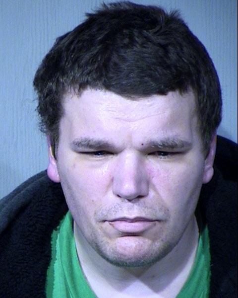 Justin Ray Briner Mugshot / Maricopa County Arrests / Maricopa County Arizona