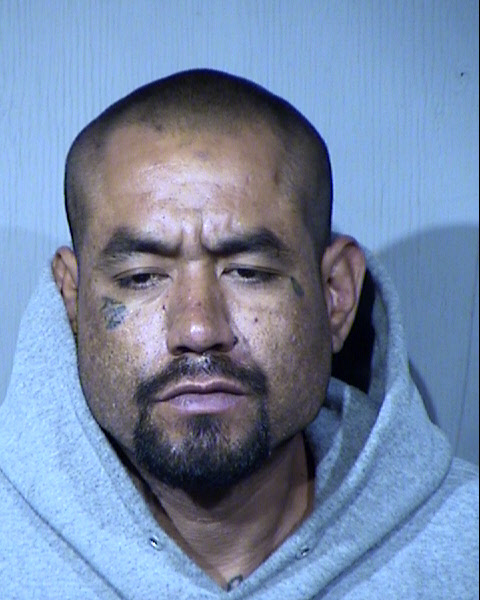 Edward Manuel Perez Mugshot / Maricopa County Arrests / Maricopa County Arizona