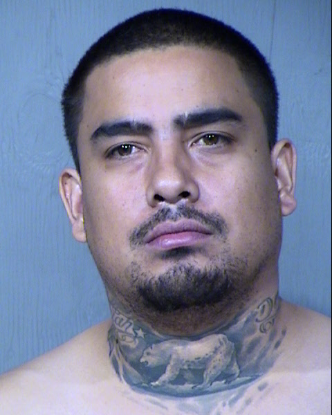 Jeffrey Mack Flores Mugshot / Maricopa County Arrests / Maricopa County Arizona